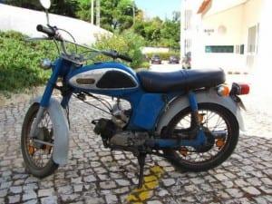Yamaha's FS1. Een Nederlands idee
