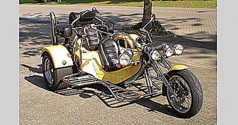 Trike Rewaco HS-4