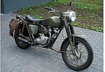 Triumph 350cc