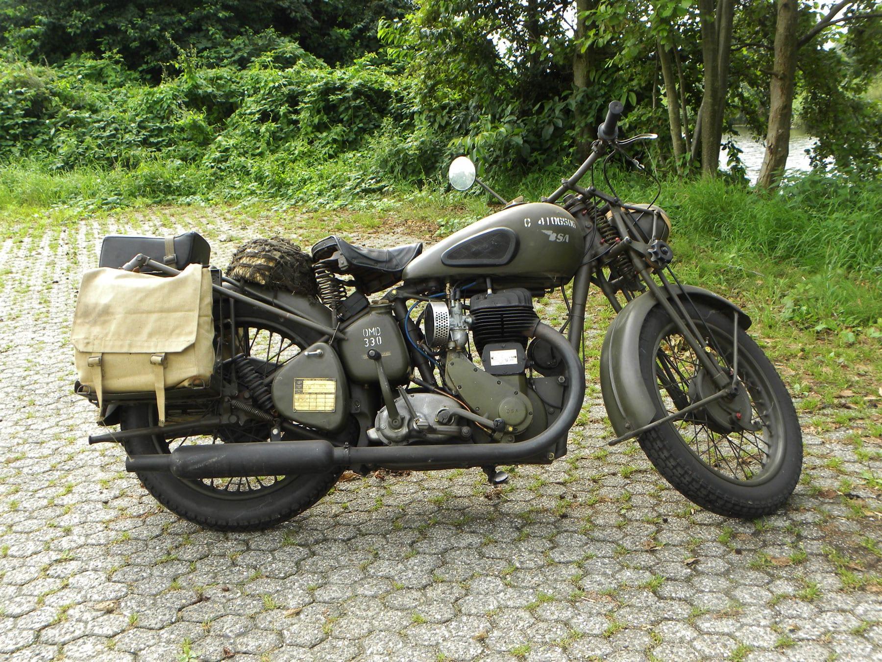 Motor Klassiek Motoren Te Koop Motor Magazine Oldtimer