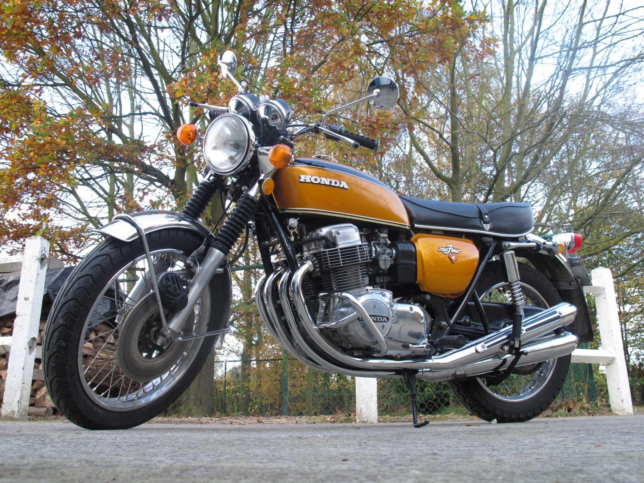 Honda CB 750 SOHC (1969-1978)