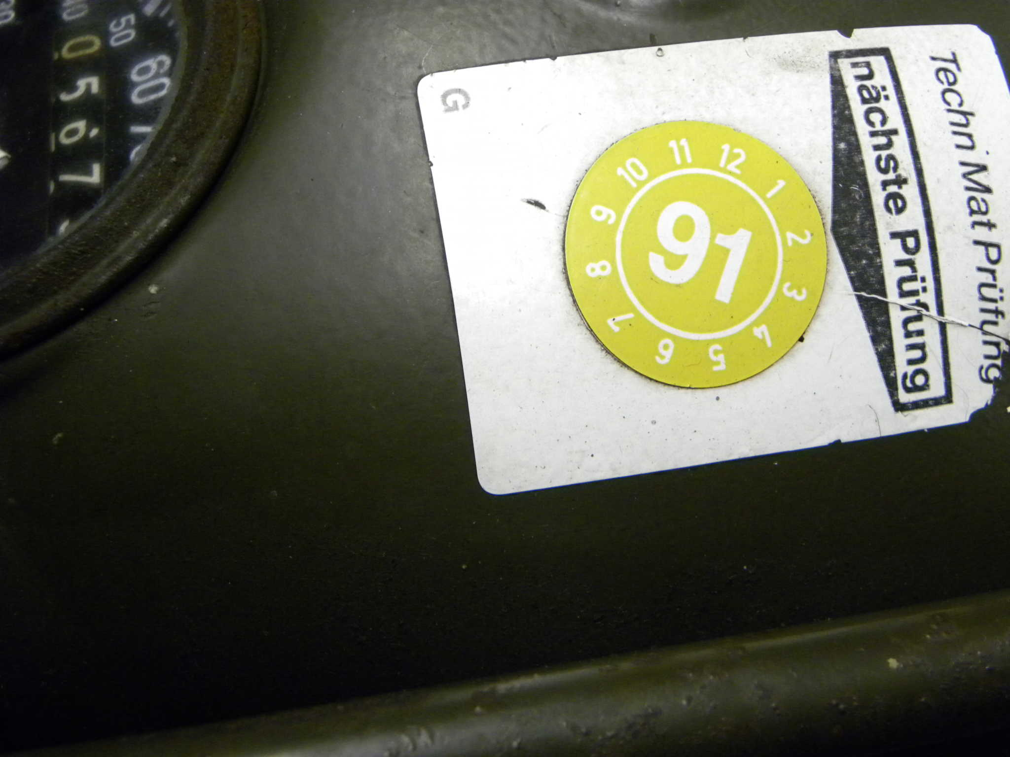 Hercules K125 BW