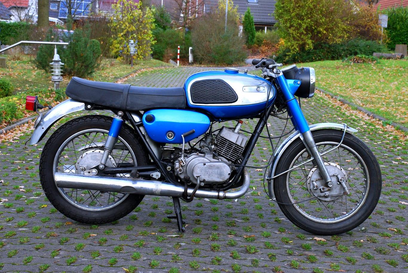 Yamaha YR1 uit 1967